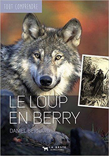Loup en berry